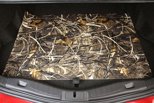 drymate armor all realtree camo cargo liners trunk