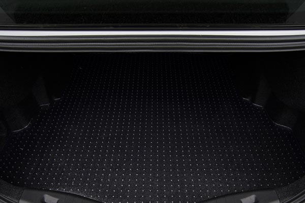 exactmats clear cargo liners fusion installed