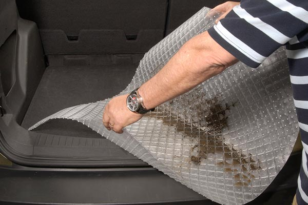 flexomats clear cargo liners removable liner