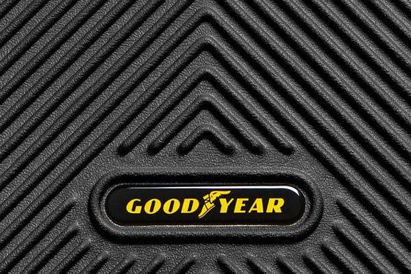 goodyear cargo liners tread pattern