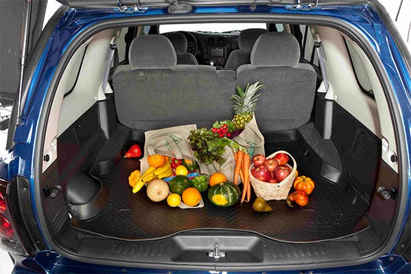 husky cargo liner fruit