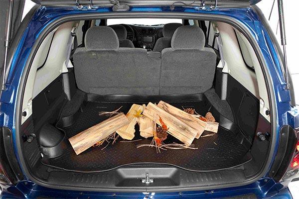 husky cargo liner wood