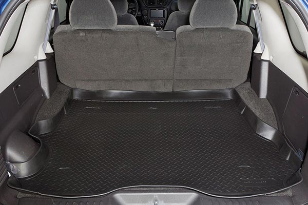 husky liners cargo liner 1467 black