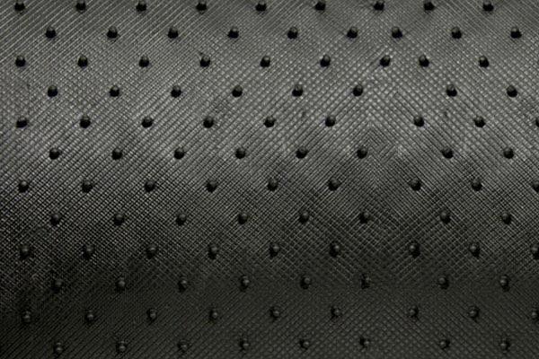 intro tech automotive diamond plate cargo mats nib back