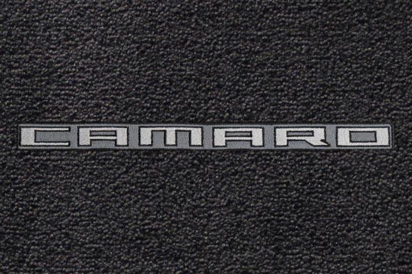 lloyd mats logo cargo liners camaro logo