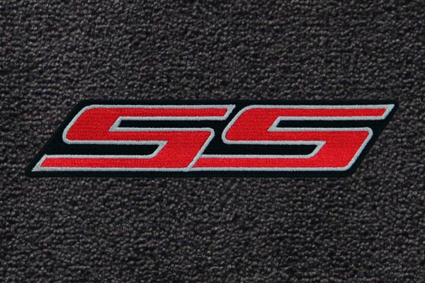 lloyd mats logo cargo liners camaro ss logo