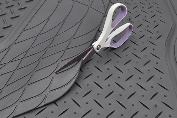 proz premium rubber cargo mat trim to fit