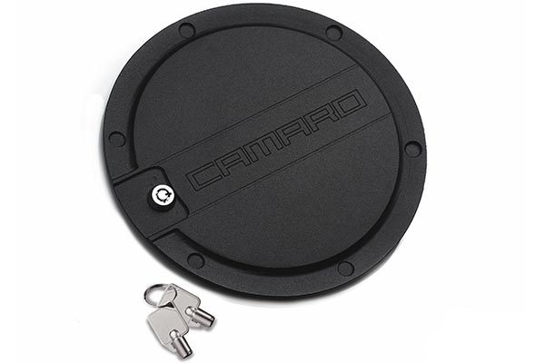 defenderworx camaro fuel door black