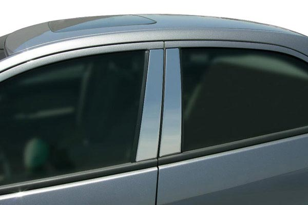 ici pillar post trim ford fusion installed
