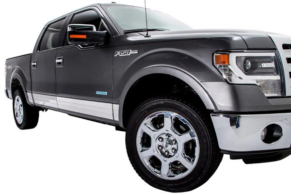 ici se series rocker panels f150 detail