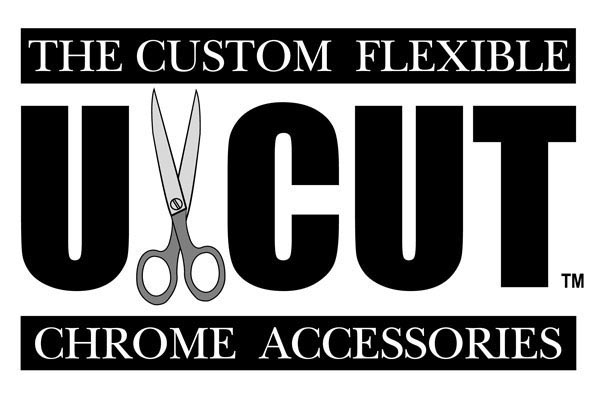 ici u cut universal pillar post trim logo