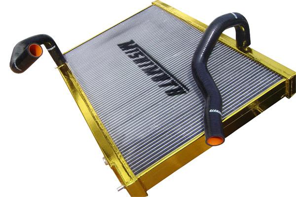 heat defense taperadiator wrap
