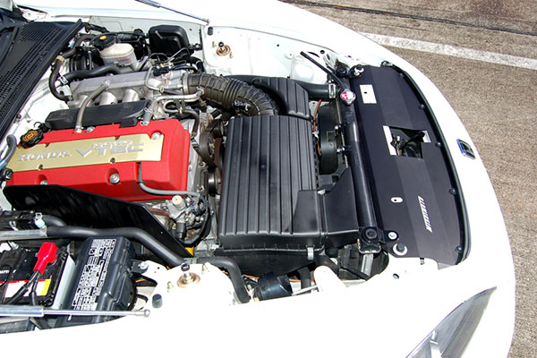 mishimoto air diversion plate honda s2000 2000 2009