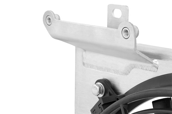 mishimoto aluminum fan direct fit mounting points