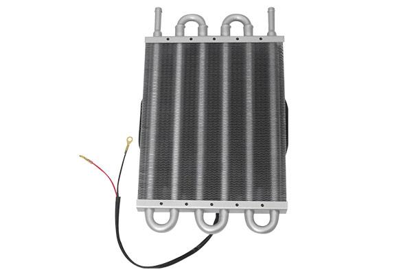 mishimoto heavy duty transmission cooler w electric fan