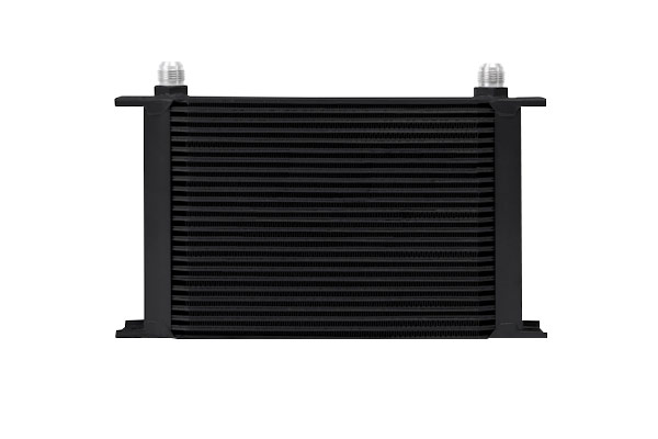 mishimoto universal 25 row oil cooler black