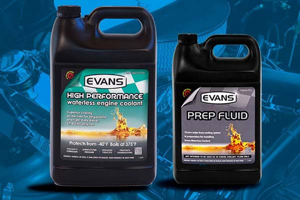 evans high performance waterless coolant rel4