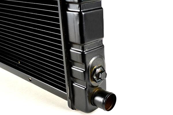 osc radiator inlet