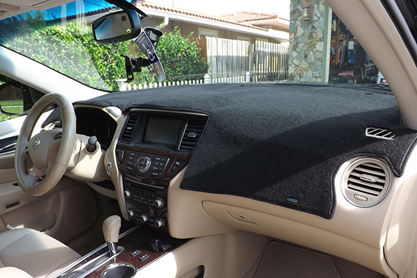 4599 Dash Designs Carpet Dashboard Cover 17310844