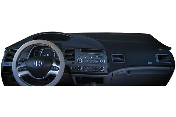 Dash Designs Dashtex dash cover Black