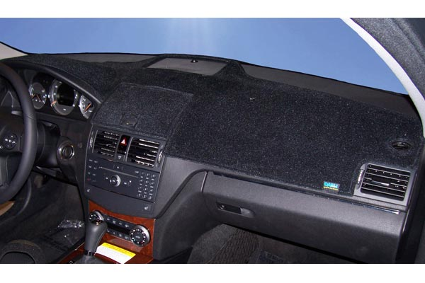 Dash Designs Velour dash cover Mercedes