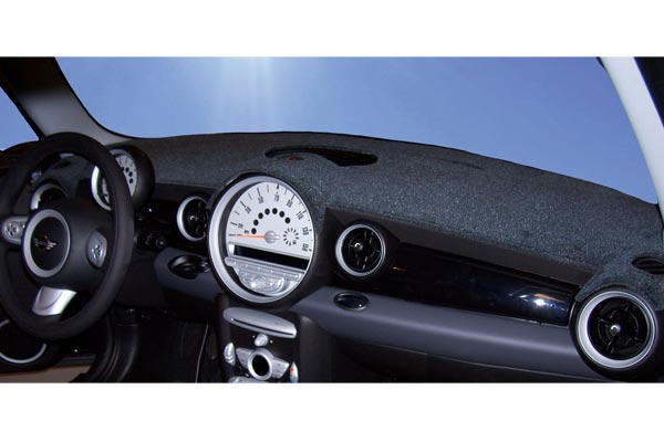 Dash Designs Velour dash cover Mini Cooper