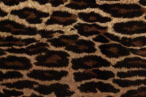 coverking velour animal print dash cover leopard print