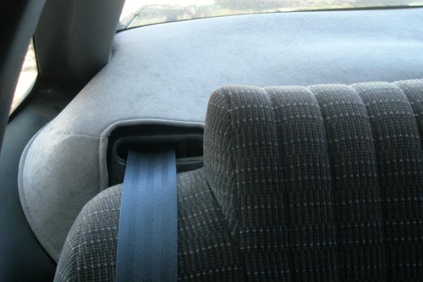dash designs brushed suede rear deck covers custom cut