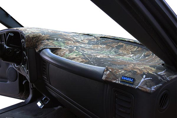 dash designs dashtex camo dashboard cover installed