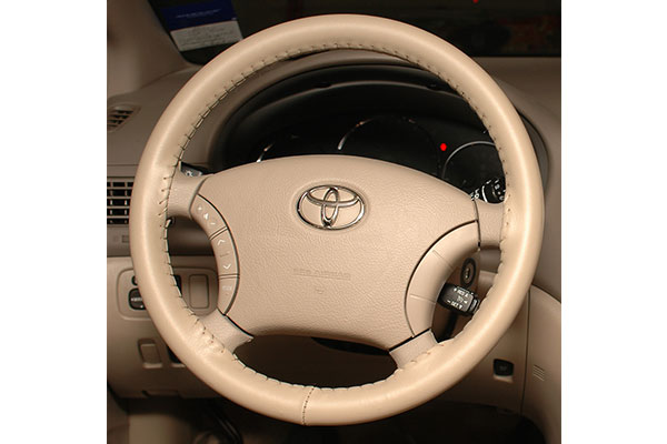 Wheelskins Original Sand on Toyota Wheel
