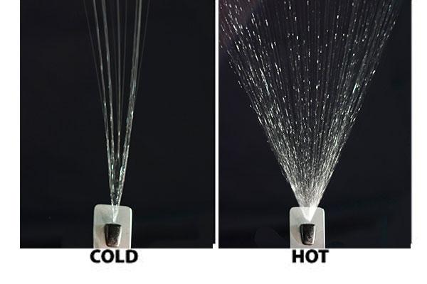alphaTherm windshield washer heater hot cold