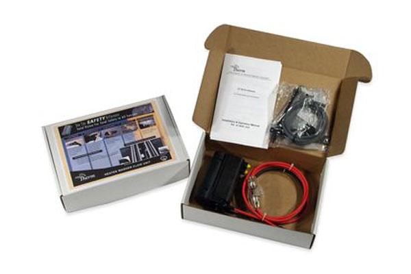 alphatherm windshield washer heater package