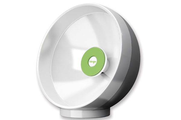 clingo parabolic sound sphere front