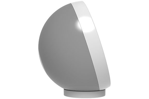 clingo parabolic sound sphere side view
