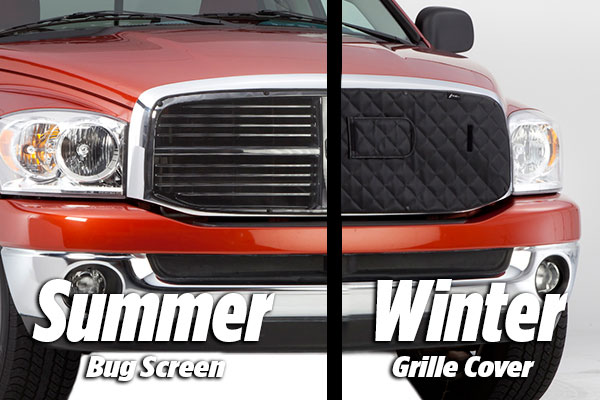 fia grille cover summer winter