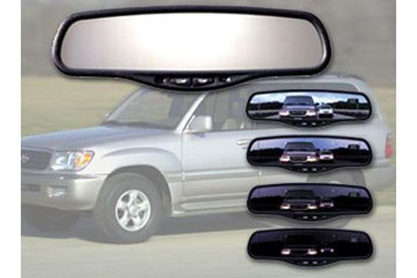 gentex k5 auto dimming rear view mirror with compass rearview example