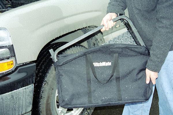 hitchmate tirestep storage bag