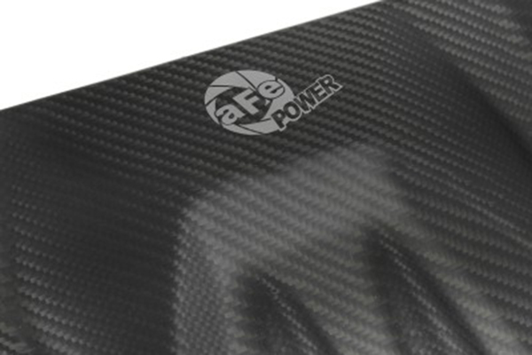 afe carbon fiber engine covers afe logo