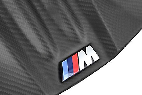 afe carbon fiber engine covers m power logo