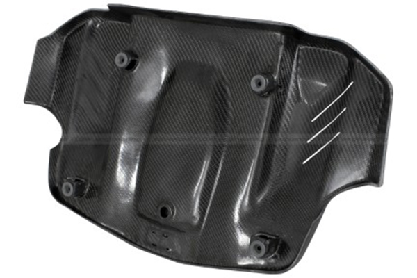 afe carbon fiber engine covers underside