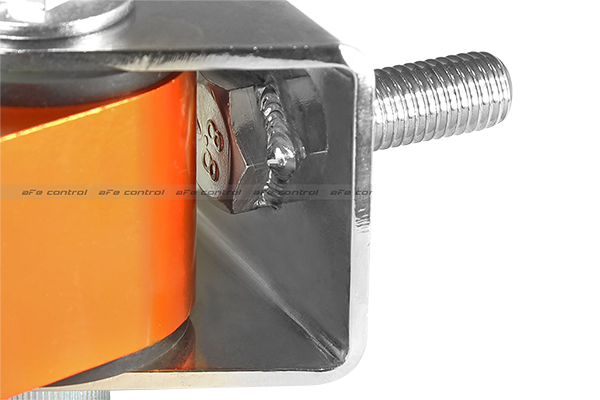 afe control pfadt series engine mounts nickel plated engine braket