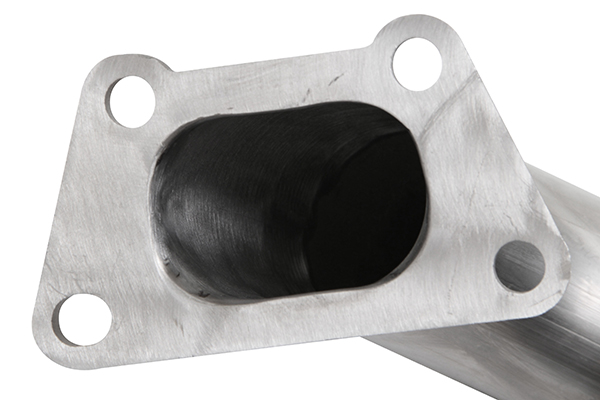 hooker exhaust pipes flange