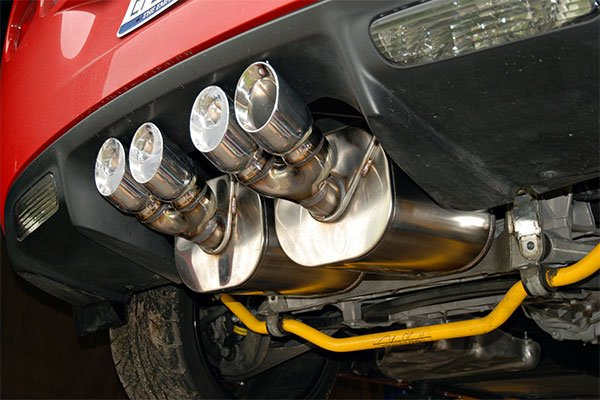 2937 corsa performance exhaust 2008 corvette c6