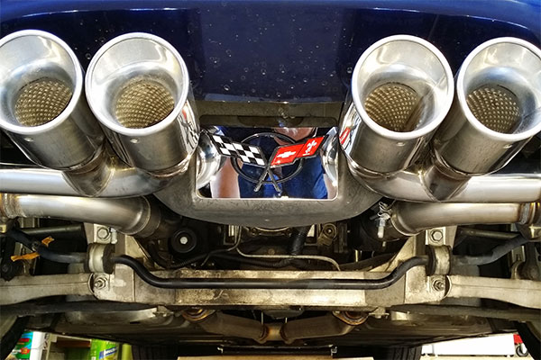 3570 magnaflow corvette