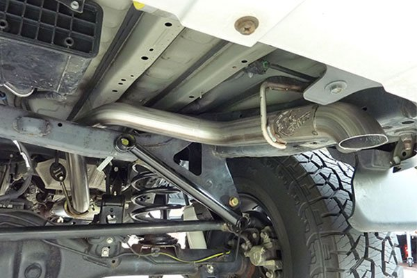 3579 afe exhaust systems toyota fj cruiser