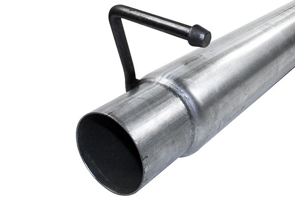 afe dpf delete pipes hanger