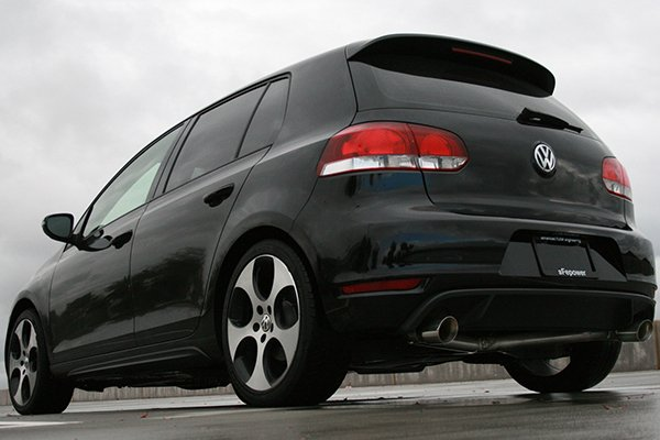 afe exhaust systems vw gti