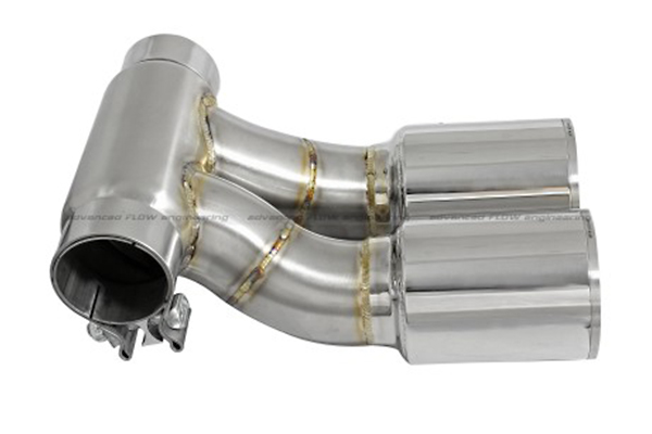 afe exhaust tips profile