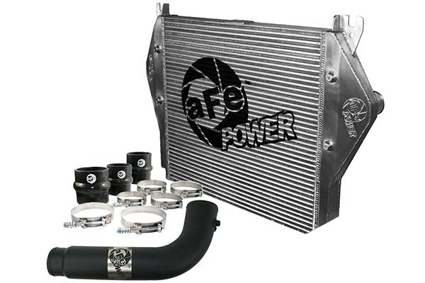 afe intercooler kit