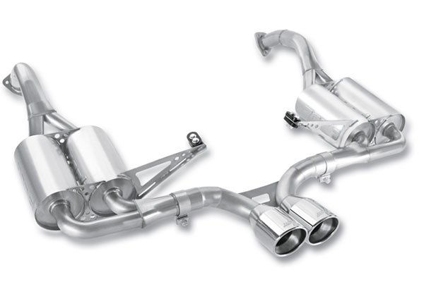 borla exhaust system
